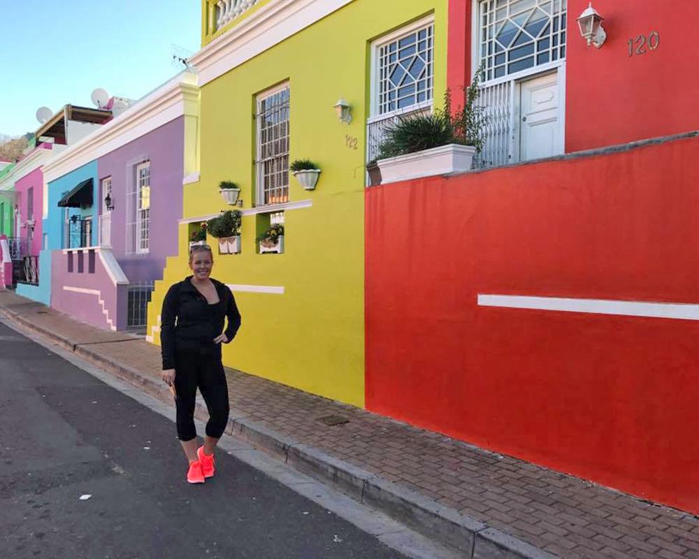 Bo Kaap region, Cape Town