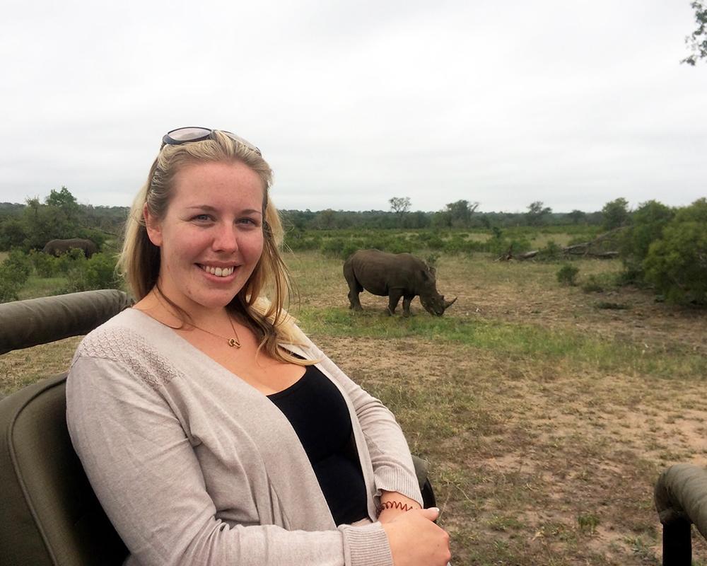 Rhino, Phinda Game Reserve
